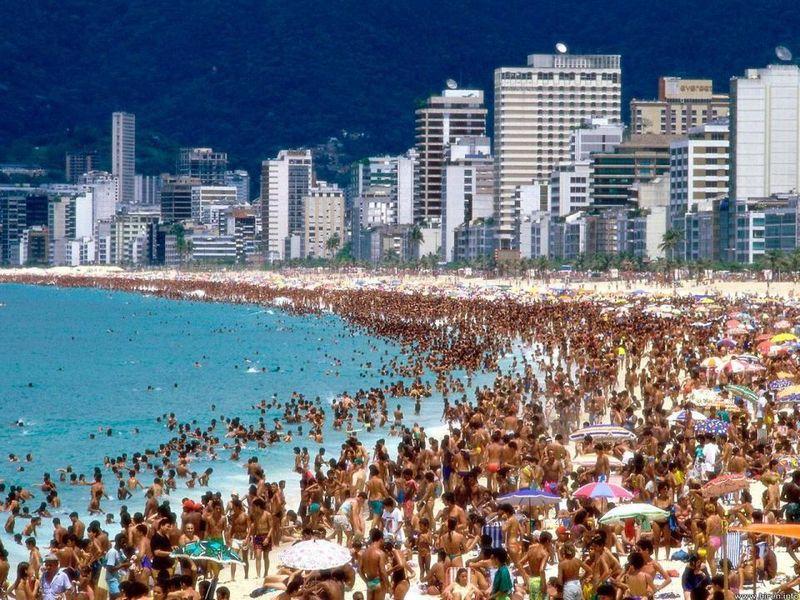 Фотопутешествие по Рио-де-Жанейро 11