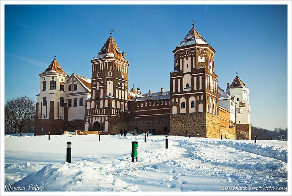 Мирский замок - достопримечательности Беларусии 7