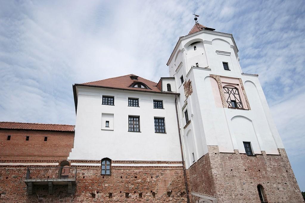 Мирский замок - достопримечательности Беларусии 12