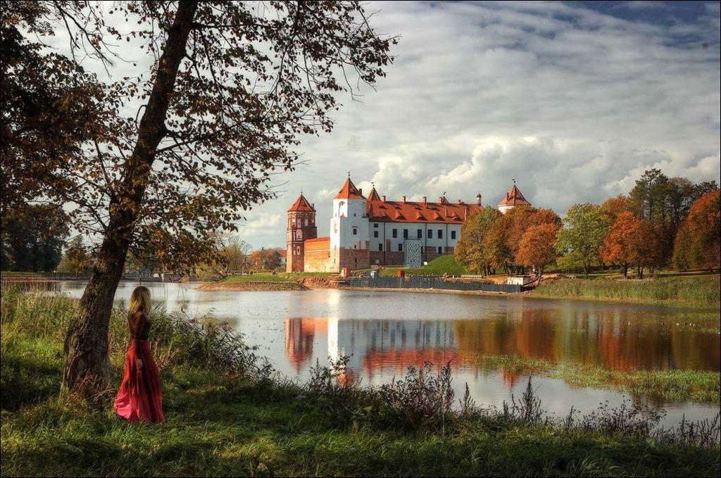 Мирский замок - достопримечательности Беларусии 14