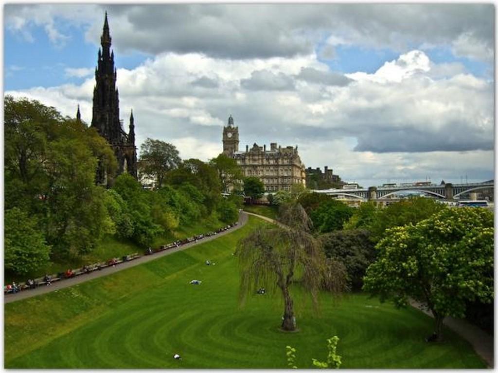 Красивые фото Шотландии 15