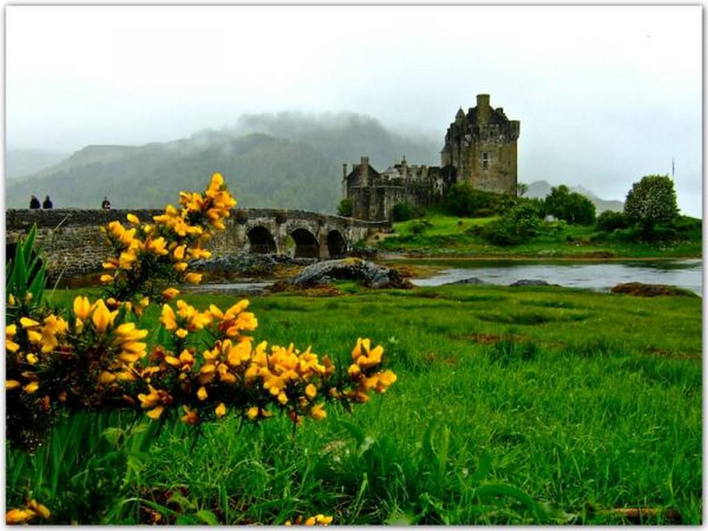 Красивые фото Шотландии 18