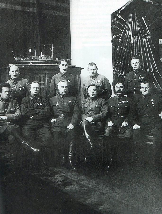РВС СССР.