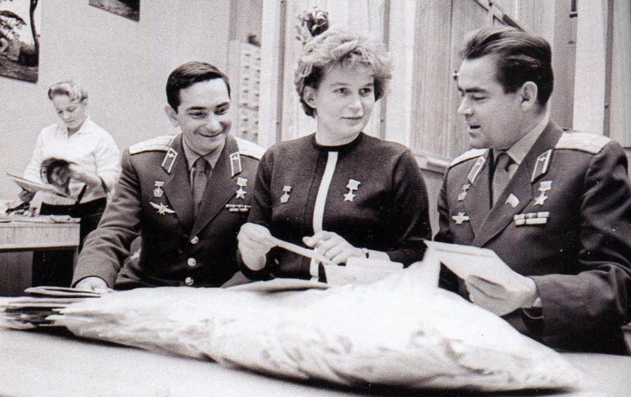 К Юбилею Валентины Терешковой.
