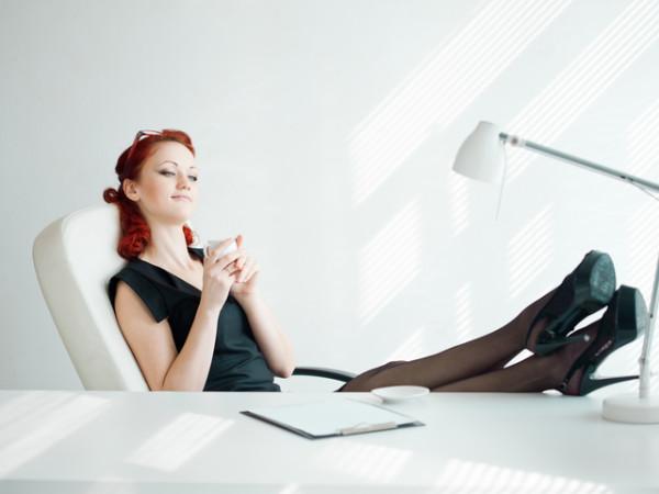 Секс на стройке начальница