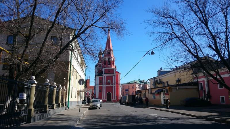 Таганка церковь 30 марта 2016 1.JPG