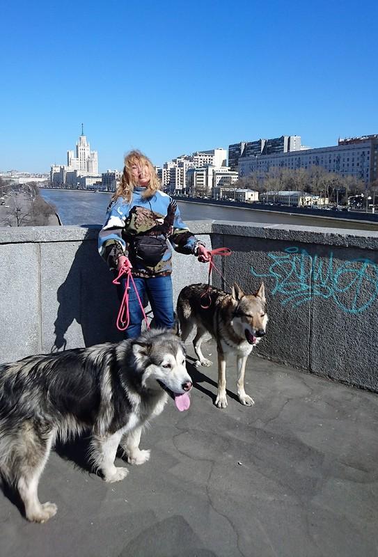 Ольга с Кармой и Канисом 13 апреля 2018 10.jpg