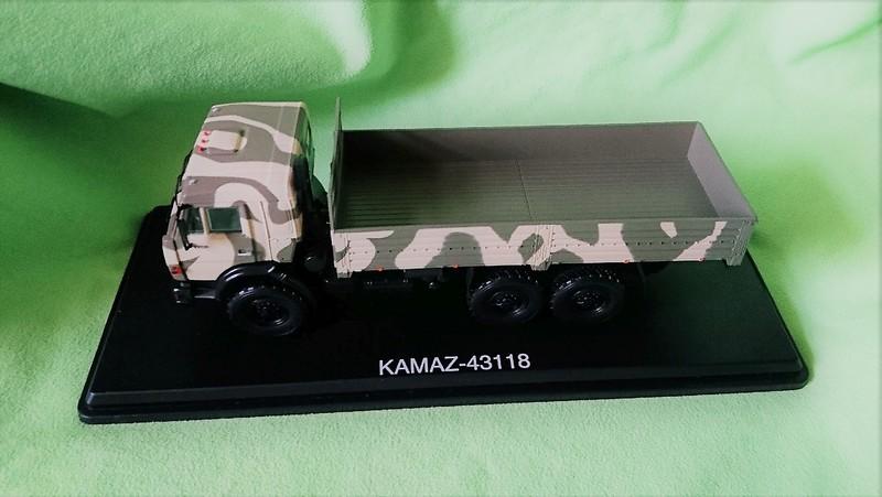 Макет машины КАМАЗ 43118 2.jpg