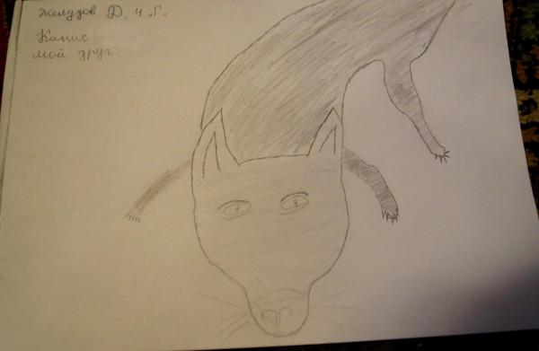 Портрет Каниса от маленького мальчика Дани.jpg