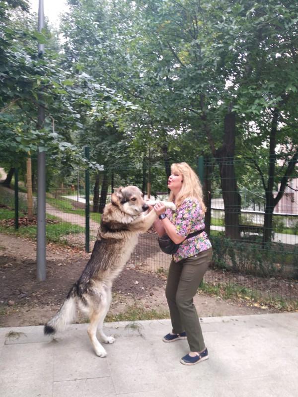 Ольга с Канисогм 21 августа 2018 12.jpg