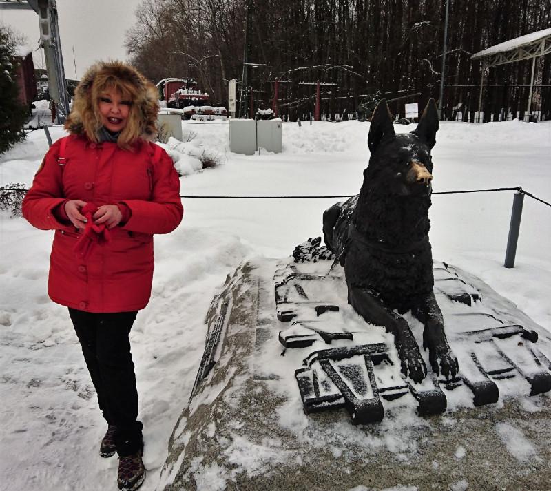 Ольга Поклонная гора 8 января 2019 3.jpg