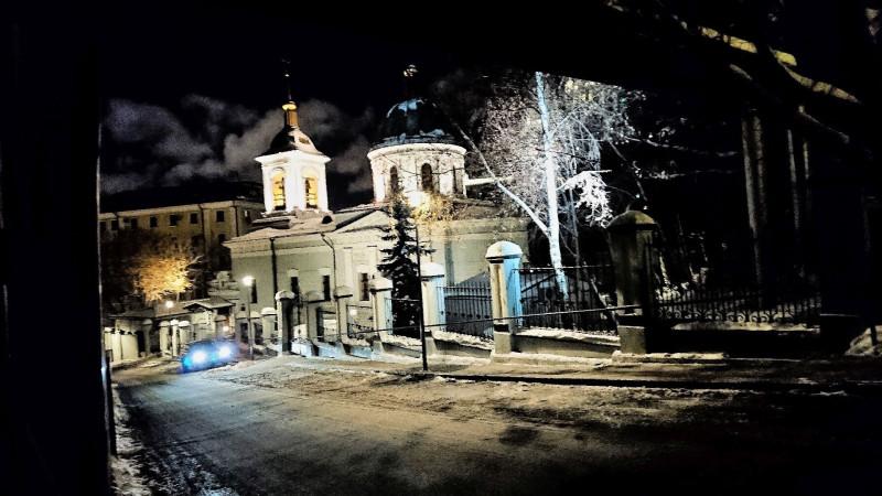 Церковь на 1-ом Котельническом пер. 15 января 2019 1.jpg