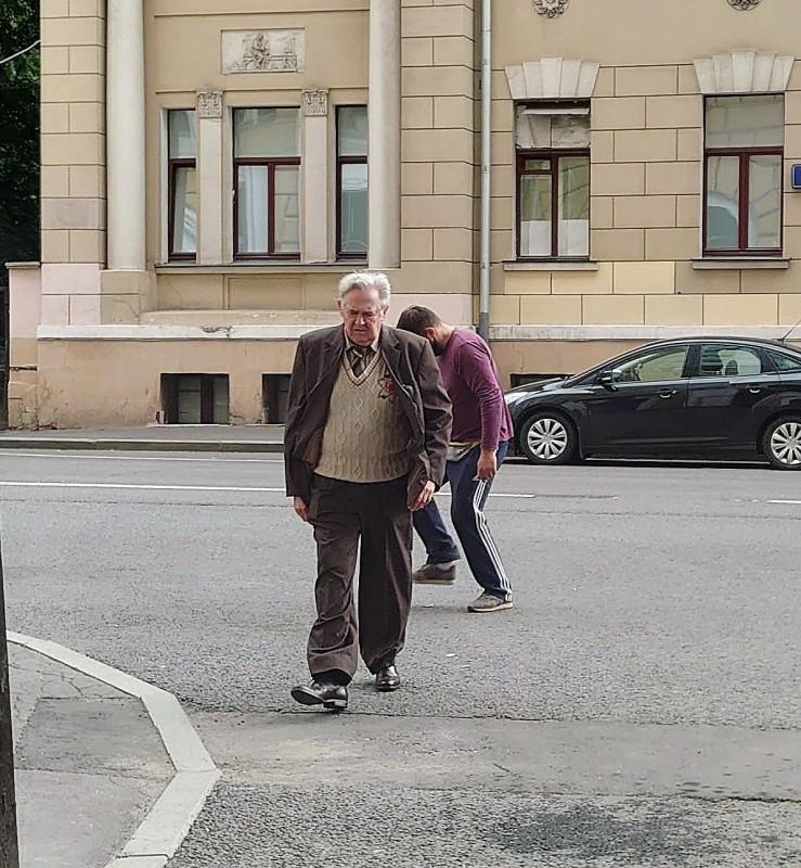 Съёмки на Гончарной улице. Юрий Стоянов. 17 июля 2020 2.jpg