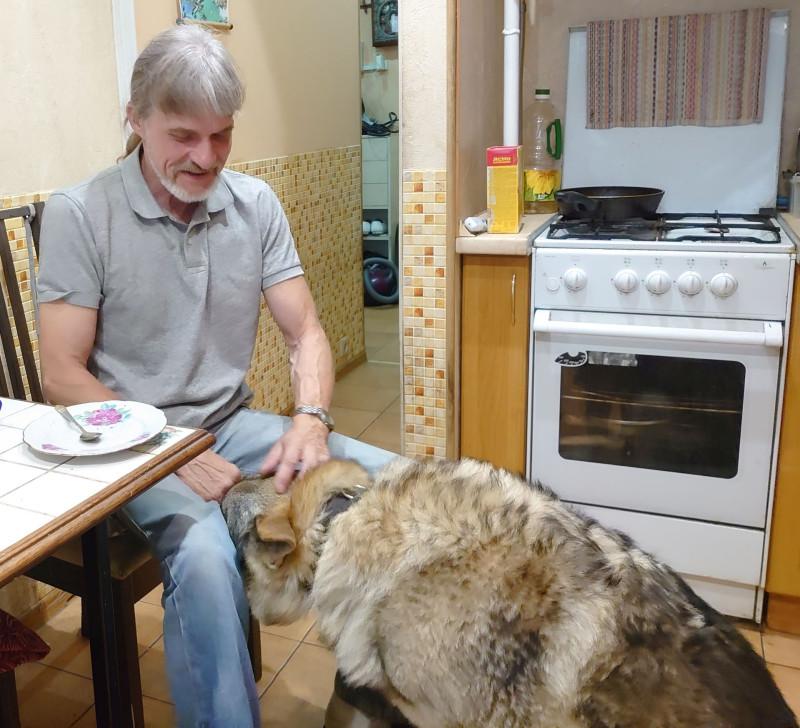 Александр Воляев и Канис 26 августа 2020 9.jpg