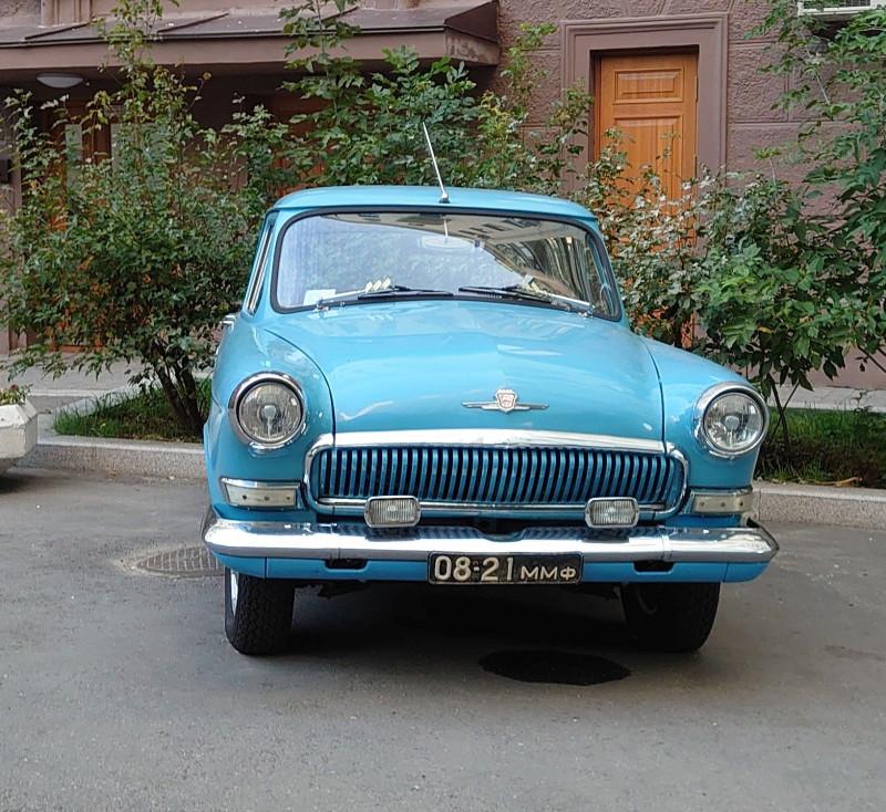 Таганка. Старые машины . 30 августа 2020 1.jpg