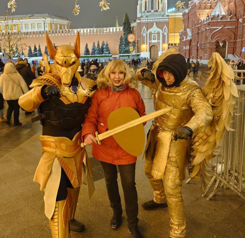 Ольга и архангел Михаил 10 января 2021 11.jpg