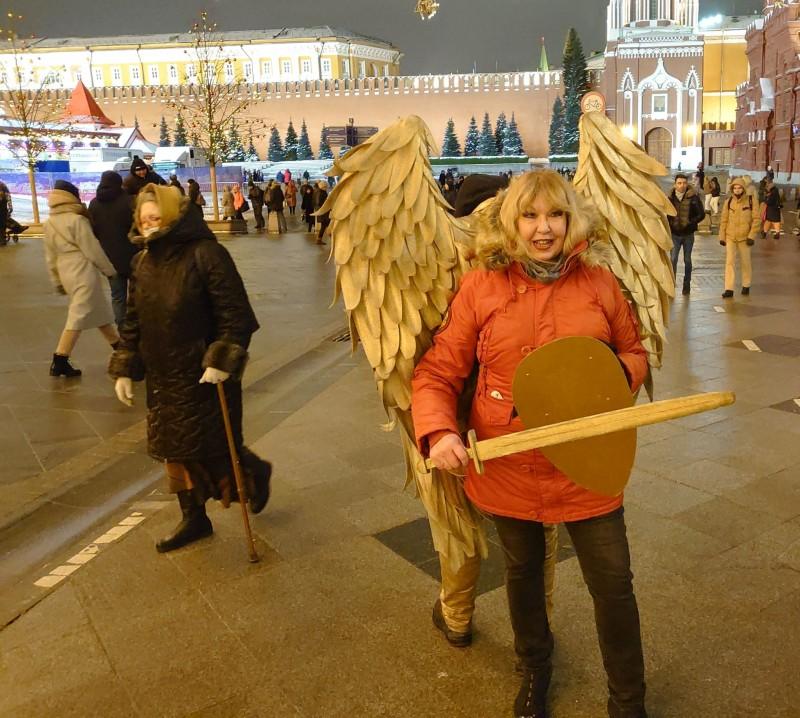 Ольга и архангел Михаил 10 января 2021 4.jpg