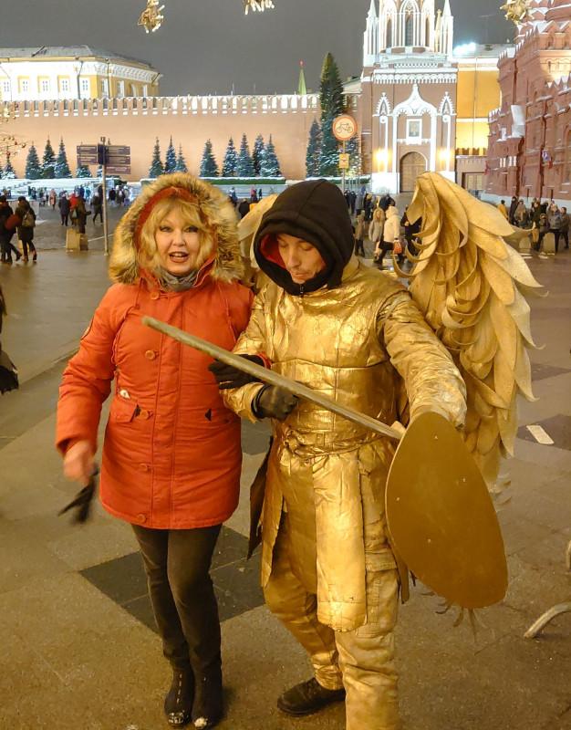 Ольга и архангел Михаил 10 января 2021 3.jpg