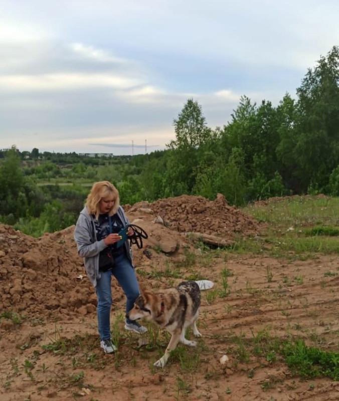 Ольга с Канисом 25 мая 2021 2.jpg