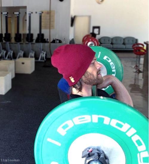 jared gym myed