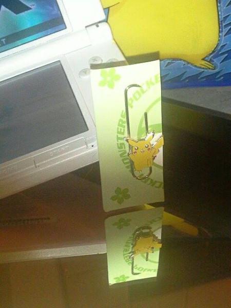 Pikachu clip