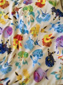 I love eevee Blanket Eeveelution