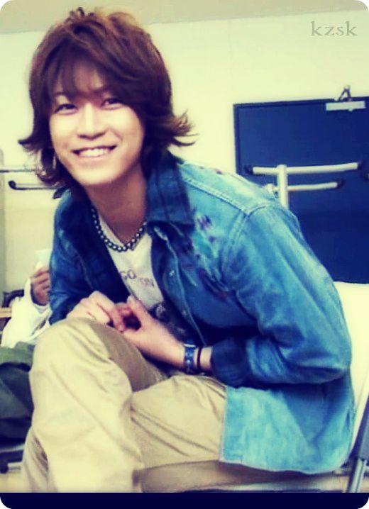 Kamenashi Kazuya Smile smiles can make us happy