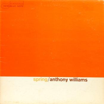 Anthony Williams - Spring 1965