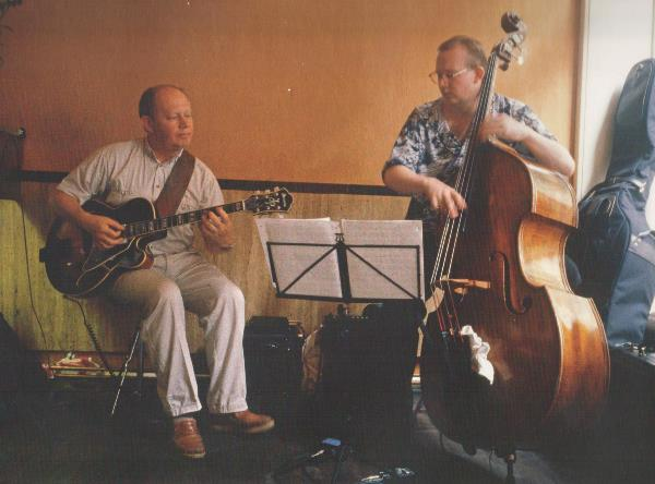 Nicolai Gromin in Copenhagen 1991