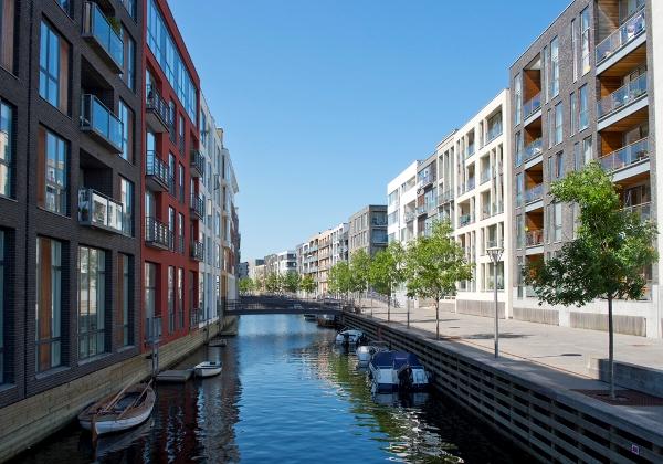 Copenhagen Sluseholmen