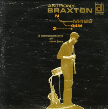 Anthony Braxton Three Compositions