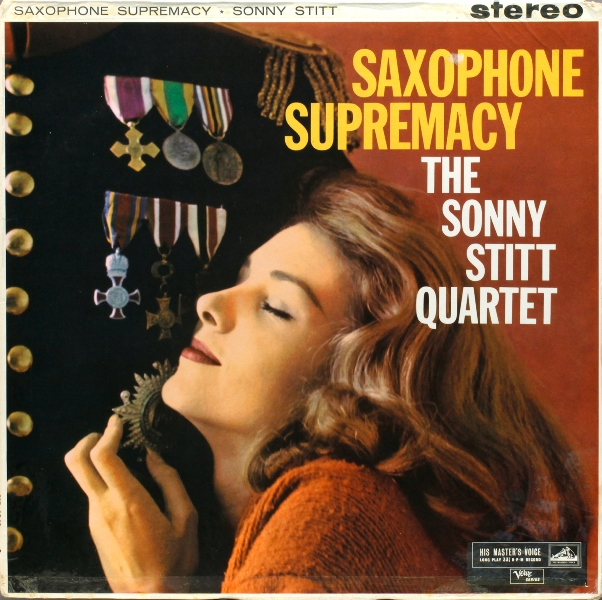 Sonny Stitt - Saxophone Supremacy LP