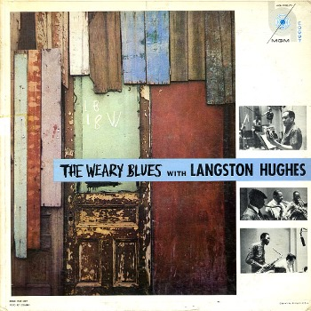 Langston Hughes - The Weary Blues MGM 1958