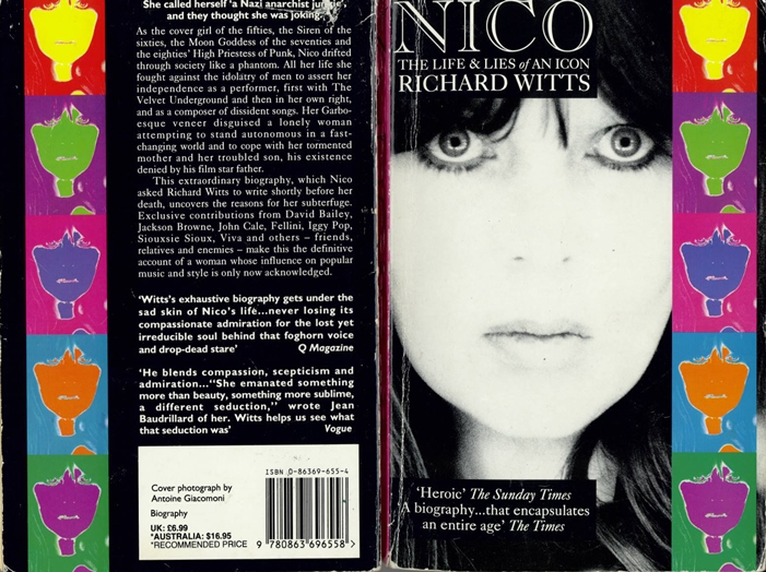 Richard Witts - Nico 1995