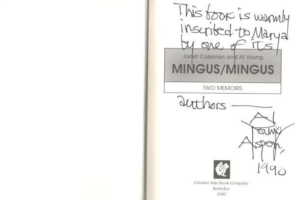 Mingus Mingus