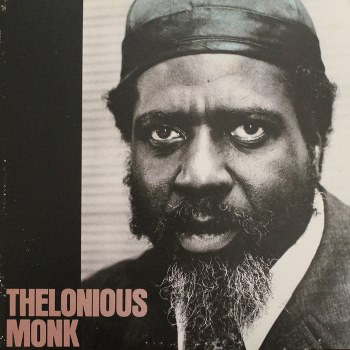 Thelonious Monk LP 1981 Japan