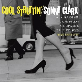 Sonny Clark Cool Struttin 1958 LP
