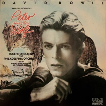 David Bowie - Peter and the Wolf (1978)