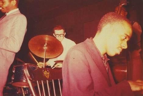 Barry Harris with Kiane Zawadi, Frank Mann,