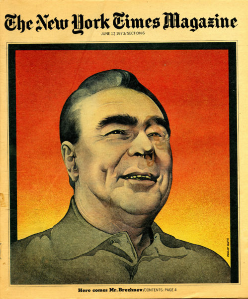 The New York Times Magazine June 1973
