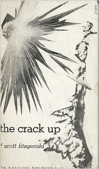 The Crack-up book cover 1956