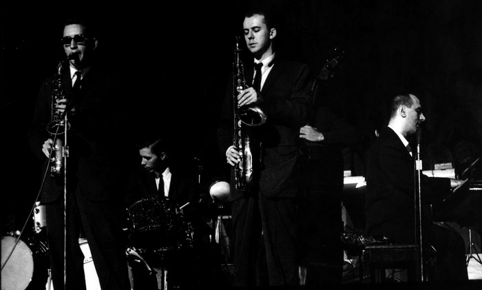 Lennie Tristano Lee Konitz & Warne Marsh - 1955-61