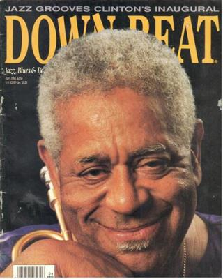Down Beat - Dizzy Gillespie cover