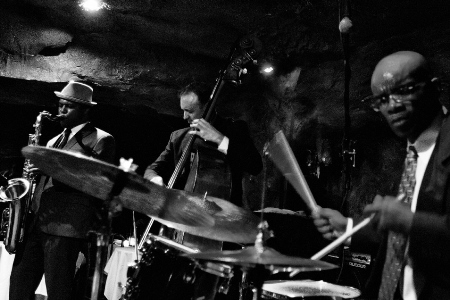 JD Allen Trio