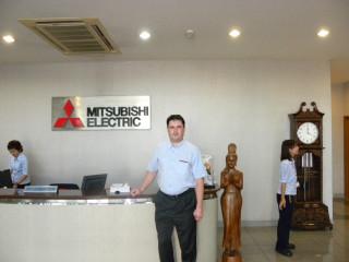Завод Mitsubishi Electric в Таиланде