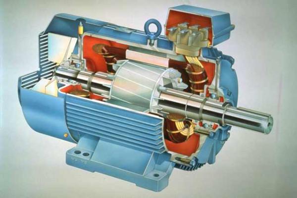 Электрический двигтель1