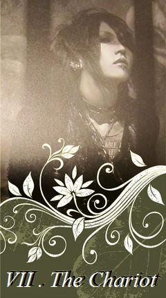 Manabu as The Chariot