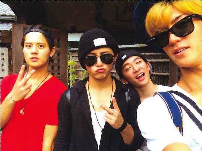 Fanfic] Dear Club 19/?: kei_tea — LiveJournal