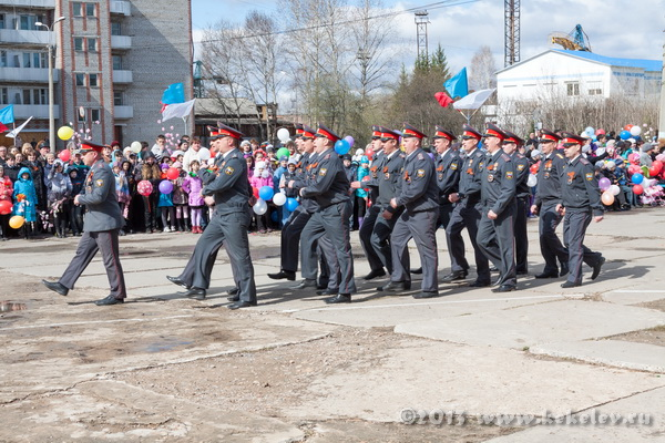 1305_0316 Чунская полиция на параде