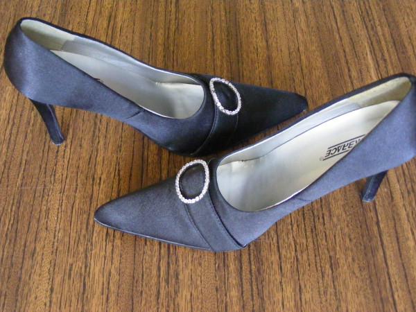 туфли черные, размер 40
